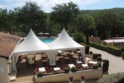 restaurant camping cahors lot 46